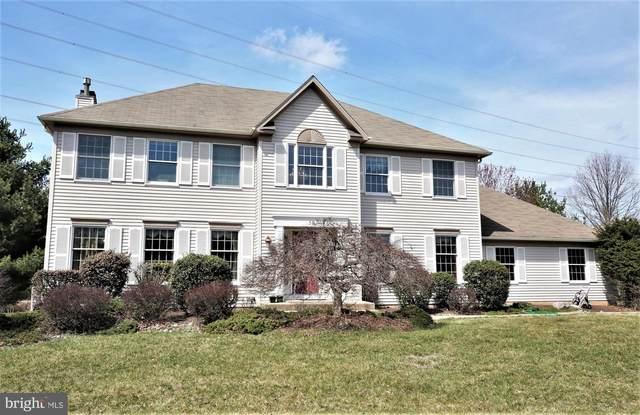 19 Barrington Drive, PRINCETON JUNCTION, NJ 08550 (#NJME308284) :: Holloway Real Estate Group