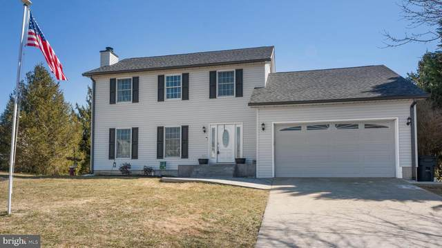 207 Vista Court, CHARLES TOWN, WV 25414 (#WVJF141526) :: Sunrise Home Sales Team of Mackintosh Inc Realtors