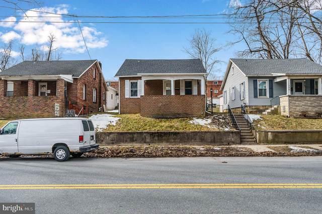 1338 S 19TH Street, HARRISBURG, PA 17104 (#PADA130518) :: The Paul Hayes Group | eXp Realty