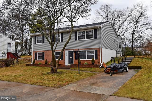 4608 Eastlawn Avenue, WOODBRIDGE, VA 22193 (#VAPW515680) :: AJ Team Realty