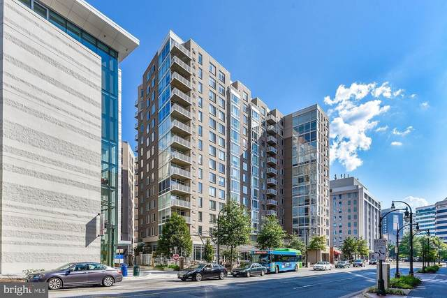 930 Wayne Avenue #408, SILVER SPRING, MD 20910 (#MDMC745906) :: The Redux Group