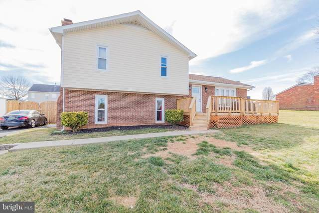 11507 Harvestdale Drive, FREDERICKSBURG, VA 22407 (#VASP229164) :: Crossman & Co. Real Estate