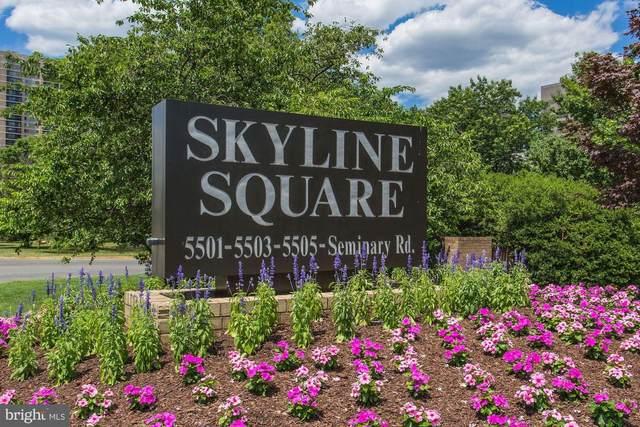 5501 Seminary Road 1207S, FALLS CHURCH, VA 22041 (#VAFX1183050) :: Colgan Real Estate