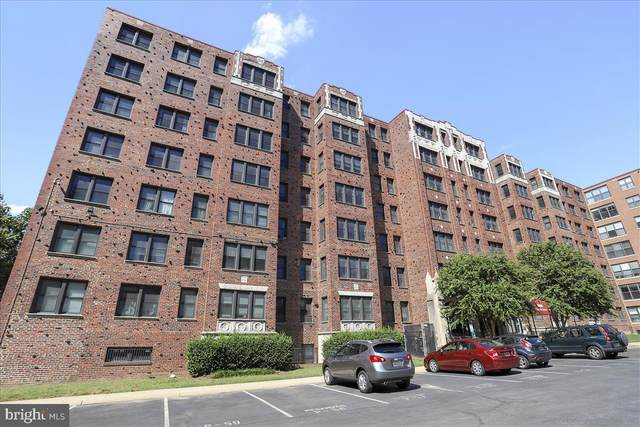 3900-3902 14TH Street NW #502, WASHINGTON, DC 20011 (#DCDC509938) :: ROSS | RESIDENTIAL