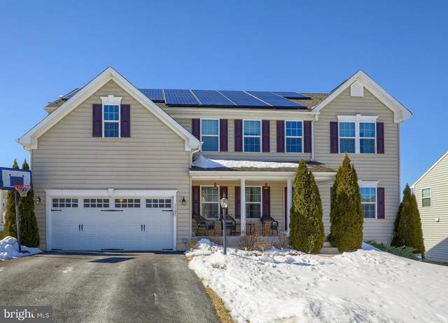 1107 Countryside Road, SEVEN VALLEYS, PA 17360 (#PAYK153562) :: Realty ONE Group Unlimited