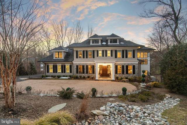 822 Clinton Place, MCLEAN, VA 22101 (#VAFX1183236) :: The Vashist Group
