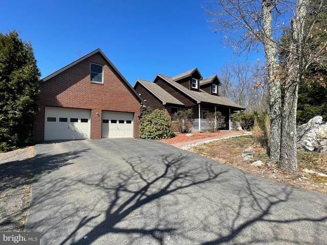 9 N Fairway Circle, HAZELTON, PA 18202 (#PASK134312) :: Linda Dale Real Estate Experts