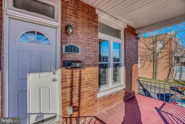 644 Mckewin Avenue, BALTIMORE, MD 21218 (#MDBA541282) :: The Riffle Group of Keller Williams Select Realtors
