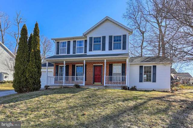 220 Hall Drive, HANOVER, PA 17331 (#PAYK153604) :: Iron Valley Real Estate