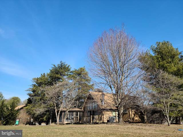 161 The Woods Road, HEDGESVILLE, WV 25427 (#WVBE183984) :: The MD Home Team