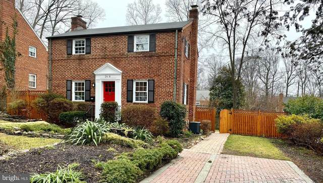 2618 Spencer Road, CHEVY CHASE, MD 20815 (#MDMC746132) :: CENTURY 21 Core Partners
