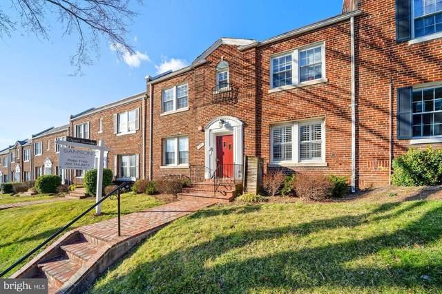 937 Randolph Street NW #2, WASHINGTON, DC 20011 (#DCDC510226) :: Dart Homes