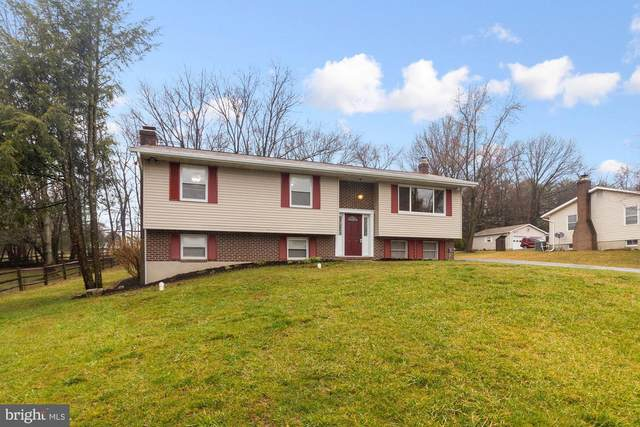 4206 Washington Way, SYKESVILLE, MD 21784 (#MDCR202820) :: Realty One Group Performance