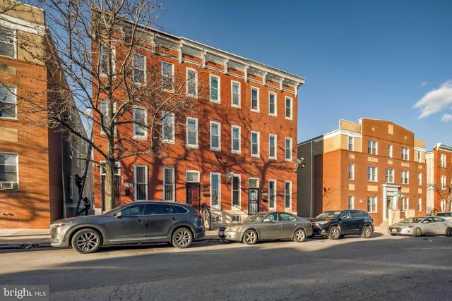 1614 W Lexington Street, BALTIMORE, MD 21223 (#MDBA541442) :: Colgan Real Estate