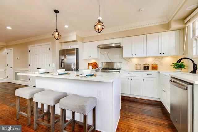 715 #1/2 S Lee Street, ALEXANDRIA, VA 22314 (#VAAX256704) :: Dart Homes