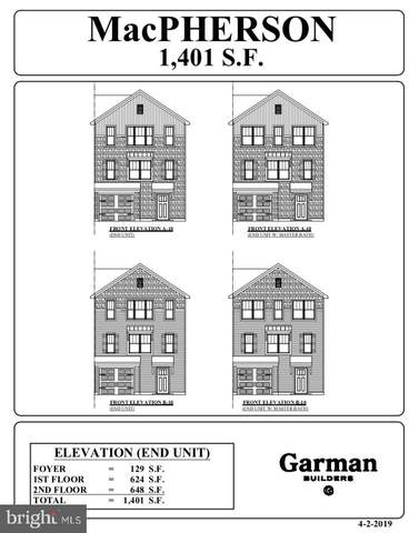 436 Smokering Drive Lot 19, ROBESONIA, PA 19551 (#PABK374028) :: Tom Toole Sales Group at RE/MAX Main Line