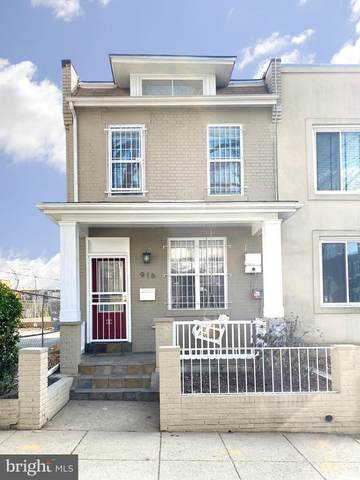 916 Euclid Street NW, WASHINGTON, DC 20001 (#DCDC510492) :: SURE Sales Group