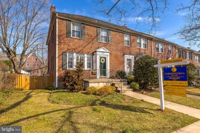212 Overbrook Road, BALTIMORE, MD 21212 (#MDBC521226) :: City Smart Living