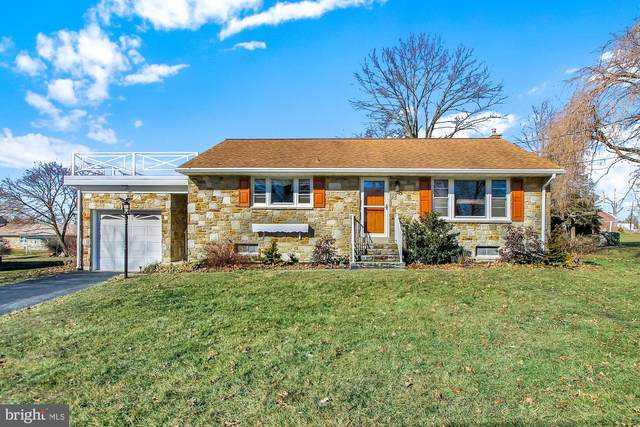 1221 William Street, HANOVER, PA 17331 (#PAYK153806) :: Iron Valley Real Estate