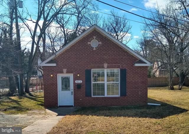 4813 Calvert Road, COLLEGE PARK, MD 20740 (#MDPG598556) :: Colgan Real Estate