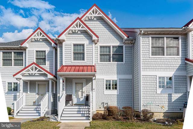 9729 Village Lane #5, OCEAN CITY, MD 21842 (#MDWO120560) :: Atlantic Shores Sotheby's International Realty