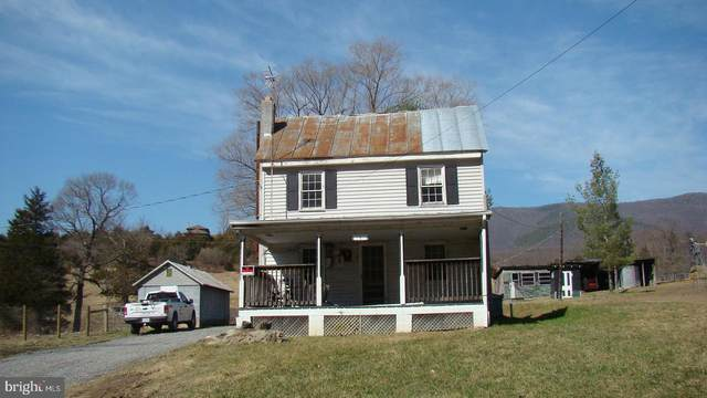 781 Bonnet Hill Road, MAURERTOWN, VA 22644 (#VASH121620) :: Bruce & Tanya and Associates