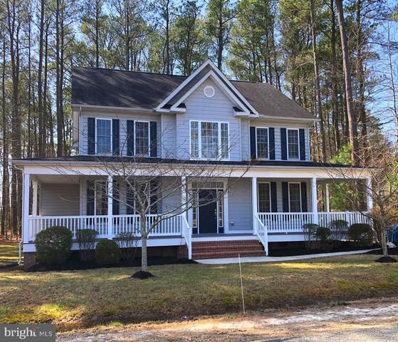 114 Pine Forest Drive, OCEAN PINES, MD 21811 (#MDWO120598) :: The Riffle Group of Keller Williams Select Realtors