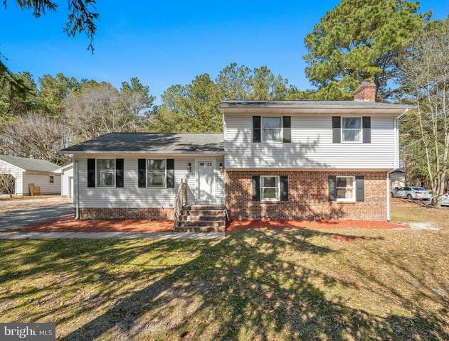 1701 S Kaywood Drive, SALISBURY, MD 21804 (#MDWC111920) :: Bob Lucido Team of Keller Williams Integrity