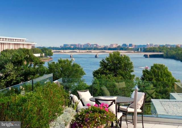 2900 K Street NW #601, WASHINGTON, DC 20007 (#DCDC510900) :: BayShore Group of Northrop Realty