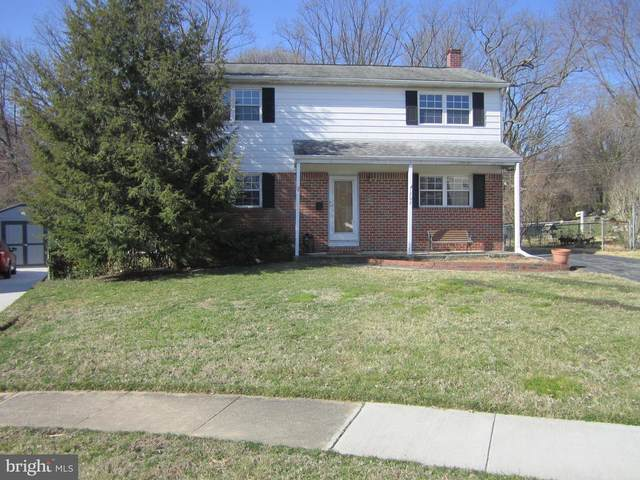 1202 Aster Drive, GLEN BURNIE, MD 21061 (#MDAA460938) :: Berkshire Hathaway HomeServices McNelis Group Properties