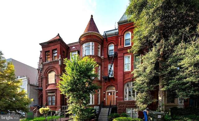 437 M Street NW #5, WASHINGTON, DC 20001 (#DCDC511014) :: Coleman & Associates