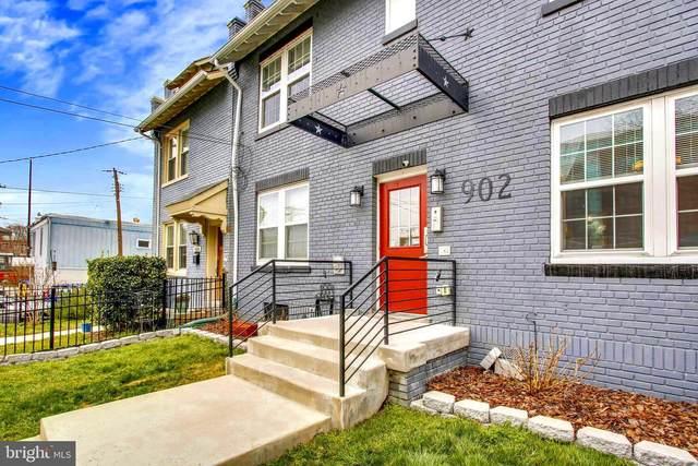 902 Evarts Street NE #2, WASHINGTON, DC 20018 (#DCDC511016) :: Colgan Real Estate