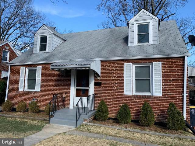 7001 24TH Avenue, HYATTSVILLE, MD 20783 (#MDPG598964) :: Tom & Cindy and Associates