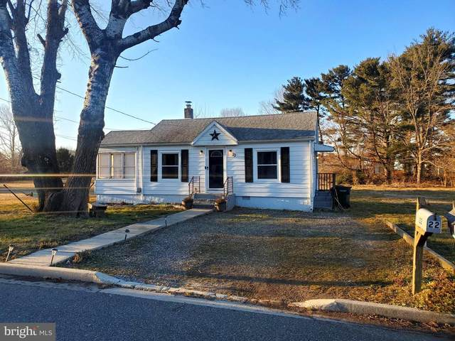 22 Tilbury Road, SALEM, NJ 08079 (#NJSA141154) :: RE/MAX Main Line