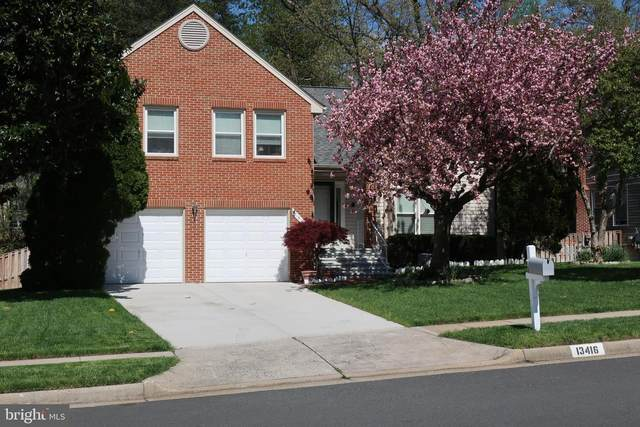 13416 Cavalier Woods Drive, CLIFTON, VA 20124 (#VAFX1184766) :: The Piano Home Group