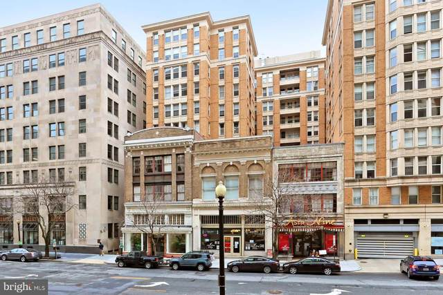 915 E Street NW #504, WASHINGTON, DC 20004 (#DCDC511178) :: AJ Team Realty
