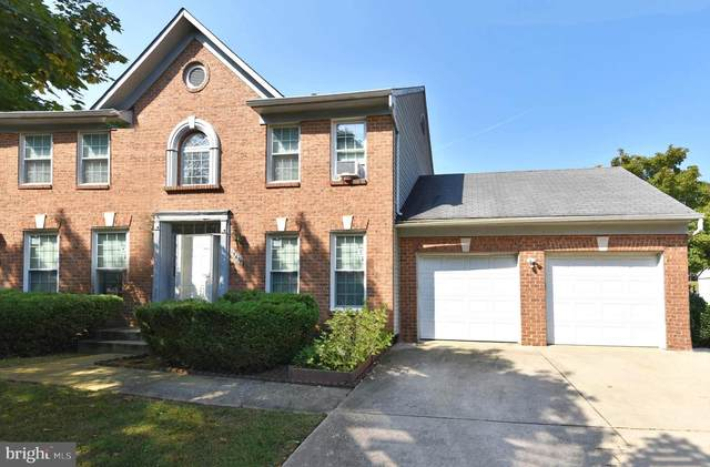 13610 United Lane, BOWIE, MD 20720 (#MDPG599130) :: Realty One Group Performance