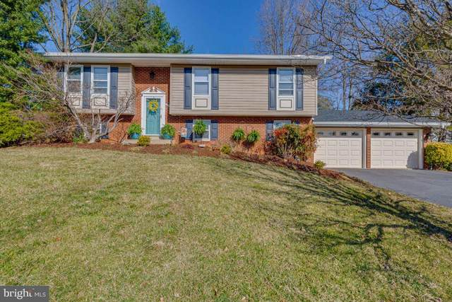 1358 Shallow Ford Road, HERNDON, VA 20170 (#VAFX1184994) :: Realty One Group Performance