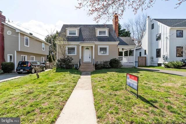 3408 17TH Street S, ARLINGTON, VA 22204 (#VAAR177560) :: Jennifer Mack Properties