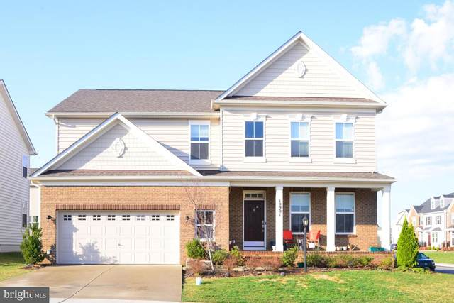 10901 Lace Leaf Lane, MONROVIA, MD 21770 (#MDFR278900) :: Advance Realty Bel Air, Inc