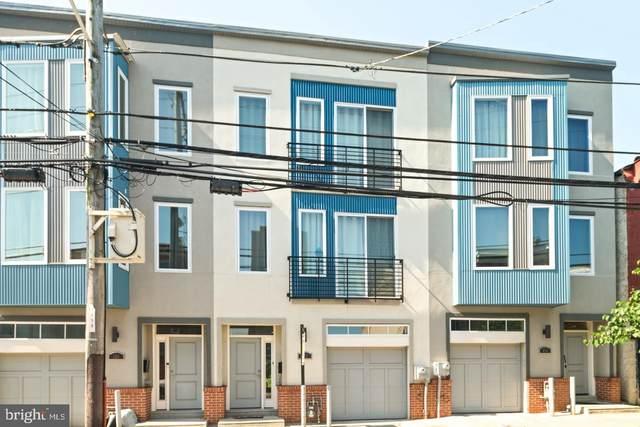 606 W Jefferson Street, PHILADELPHIA, PA 19122 (#PAPH994874) :: LoCoMusings