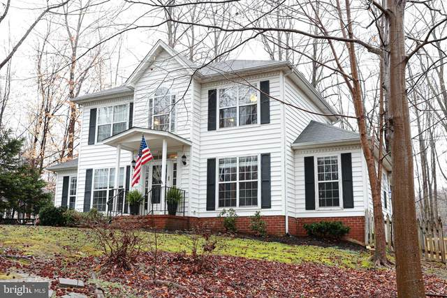 280 Sandy Ridge Road, FREDERICKSBURG, VA 22405 (#VAST229910) :: RE/MAX Cornerstone Realty