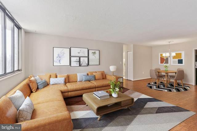 4242 East West Highway #419, CHEVY CHASE, MD 20815 (#MDMC747746) :: Corner House Realty