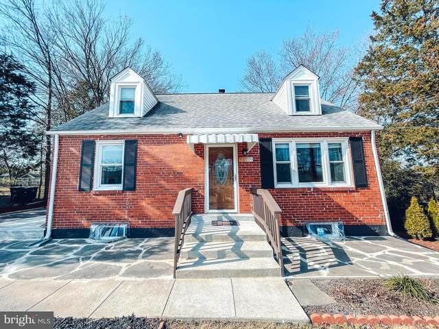 4407 Reamy Drive, SUITLAND, MD 20746 (#MDPG599524) :: Tom & Cindy and Associates