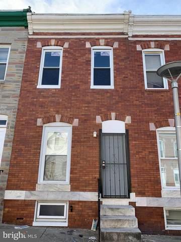 2687 Dulany Street, BALTIMORE, MD 21223 (MLS #MDBA542600) :: Maryland Shore Living | Benson & Mangold Real Estate