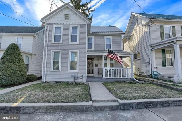 312 E Garfield Street, SHIPPENSBURG, PA 17257 (#PACB132726) :: Realty ONE Group Unlimited