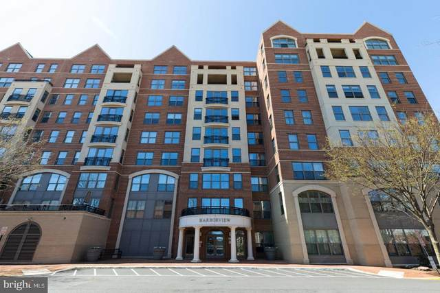 485 Harbor Side Street #713, WOODBRIDGE, VA 22191 (#VAPW516776) :: RE/MAX Cornerstone Realty