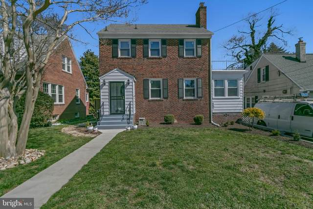 9511 Biltmore Drive, SILVER SPRING, MD 20901 (#MDMC747876) :: The MD Home Team