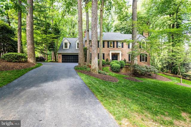 1120 Old Cedar Road, MCLEAN, VA 22102 (#VAFX1185884) :: The Riffle Group of Keller Williams Select Realtors