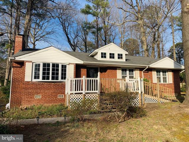 468 Lake Drive, LUSBY, MD 20657 (#MDCA181578) :: Network Realty Group
